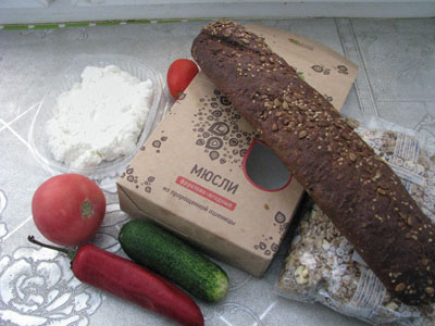 продукты климакс